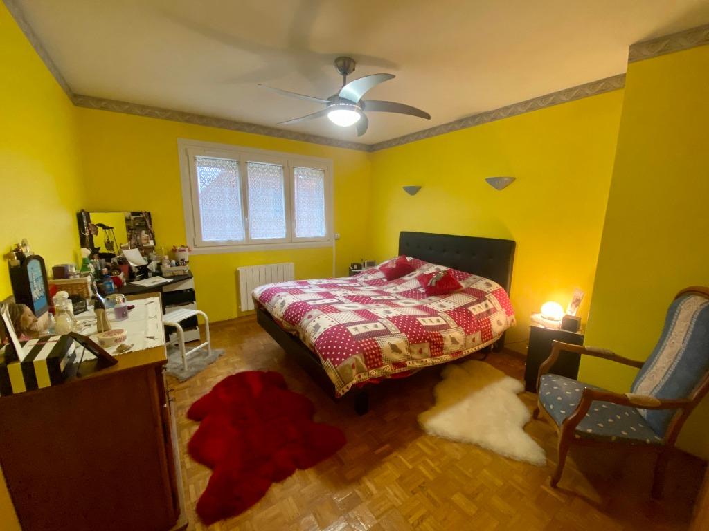 Exclusivité BAUVIN- Maison -110m²- 3 chambres-Jardin-Garage