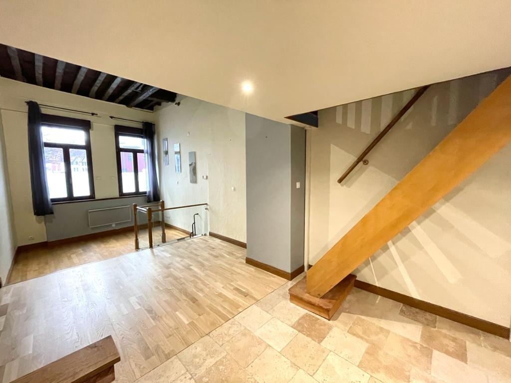 Vente appartement 59000 Lille - T2 bis QUAI DU WAULT