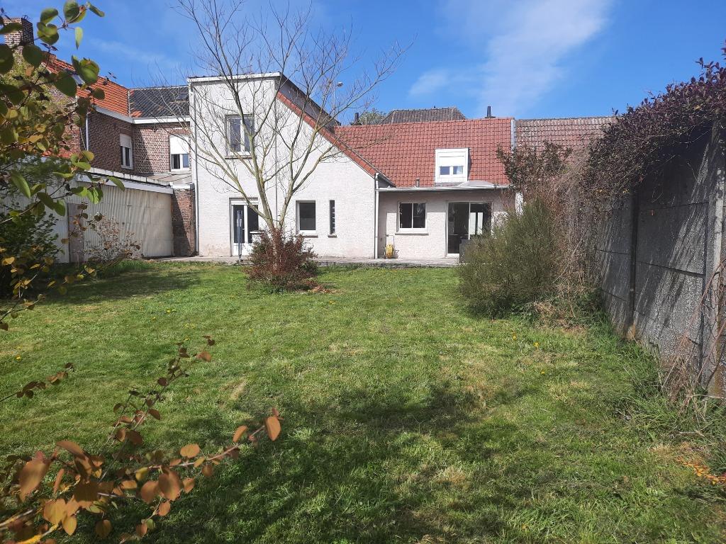 Vente maison 59147 Gondecourt - Belle maison familiale avec jardin bien exposé