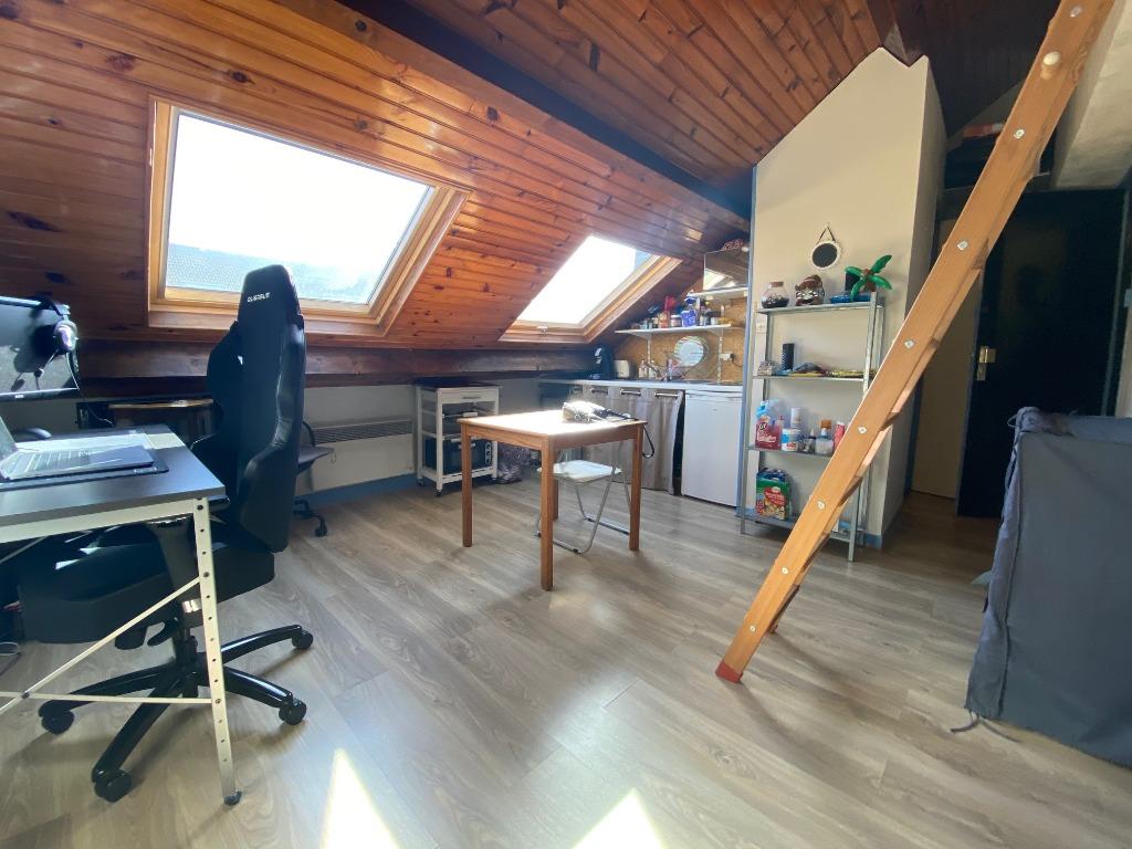 Vente appartement 59000 Lille - Studio avec mezzanine