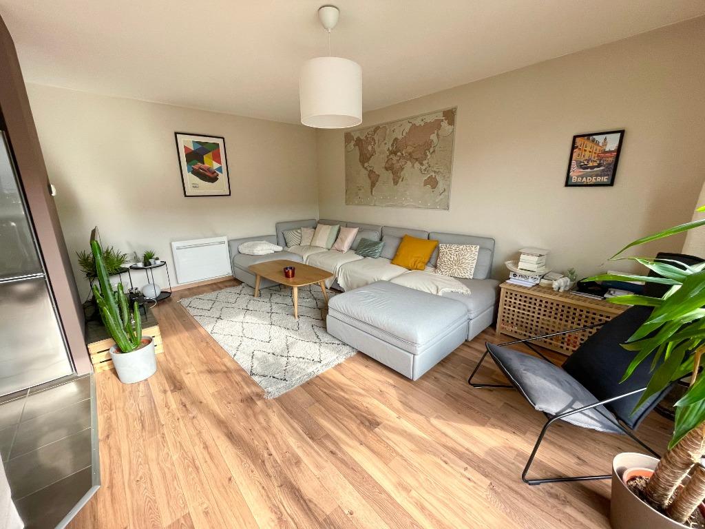 Vente appartement 59000 Lille - T3 Dernier étage Vieux Lille Terrasse