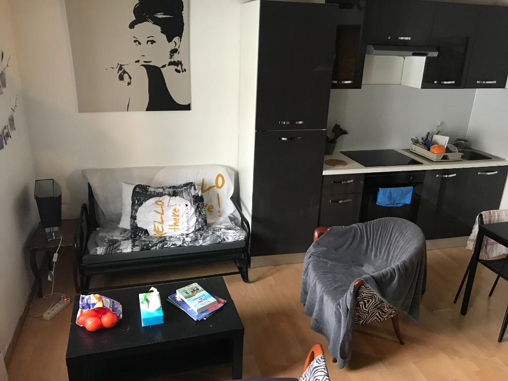 Vente appartement - LILLE - Colocation 6 logements vendue louée et meublée