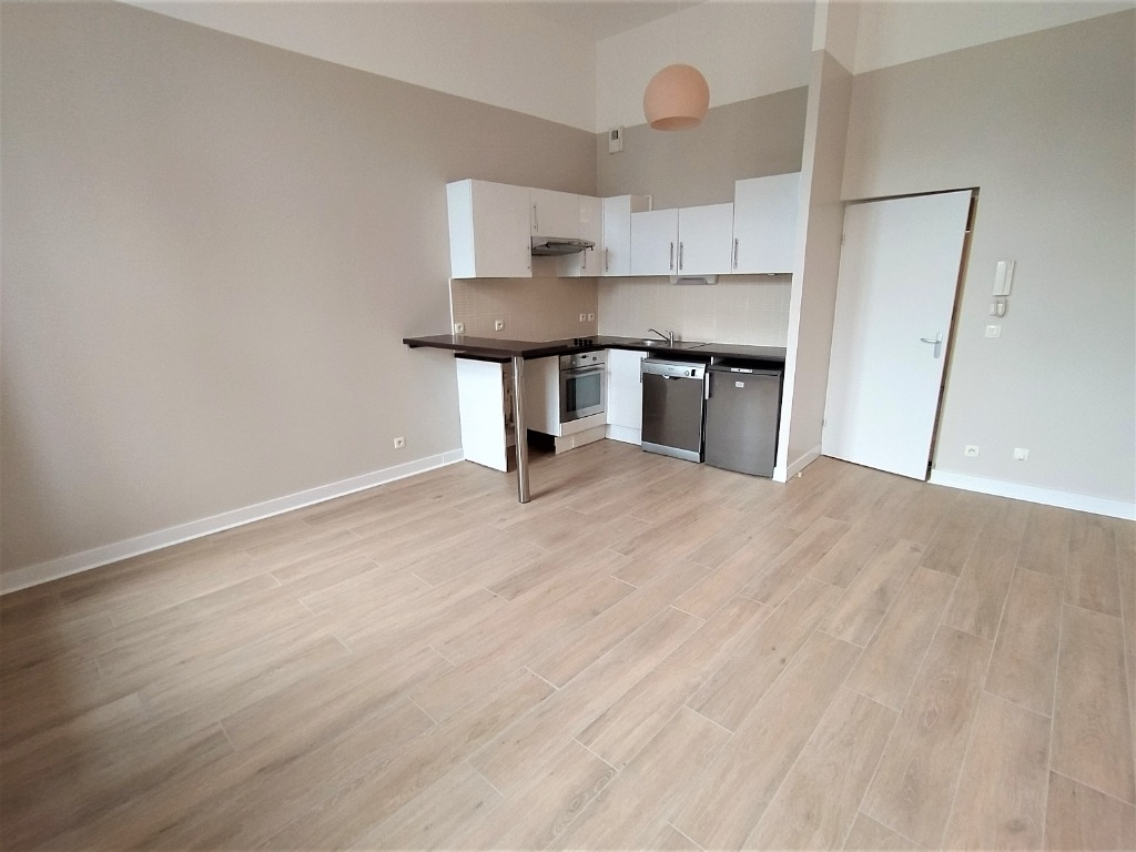 Location appartement - Appartement T2 - Quai du Wault - Lille