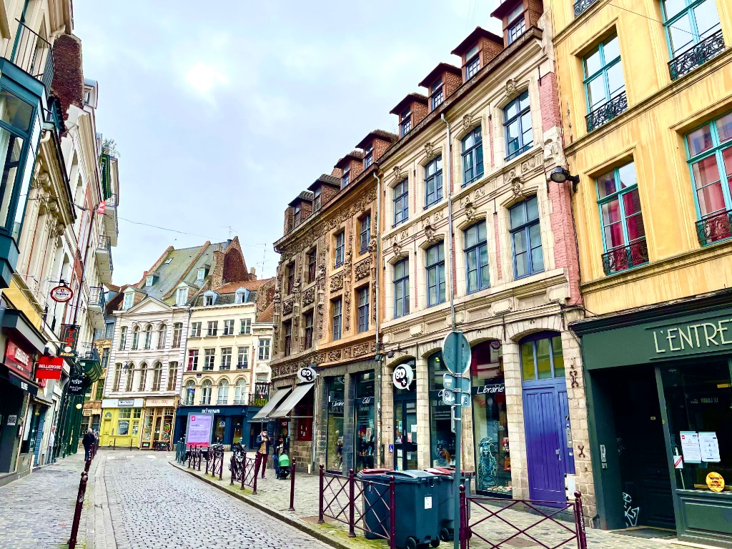 Immeuble de rapport 5 lots Rue Royale