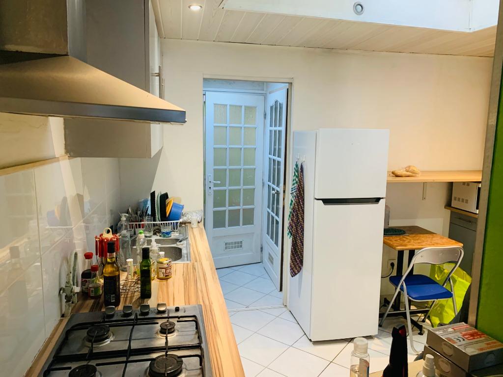 HAUBOURDIN prox. toutes commodités maison 2 chambres +bureau
