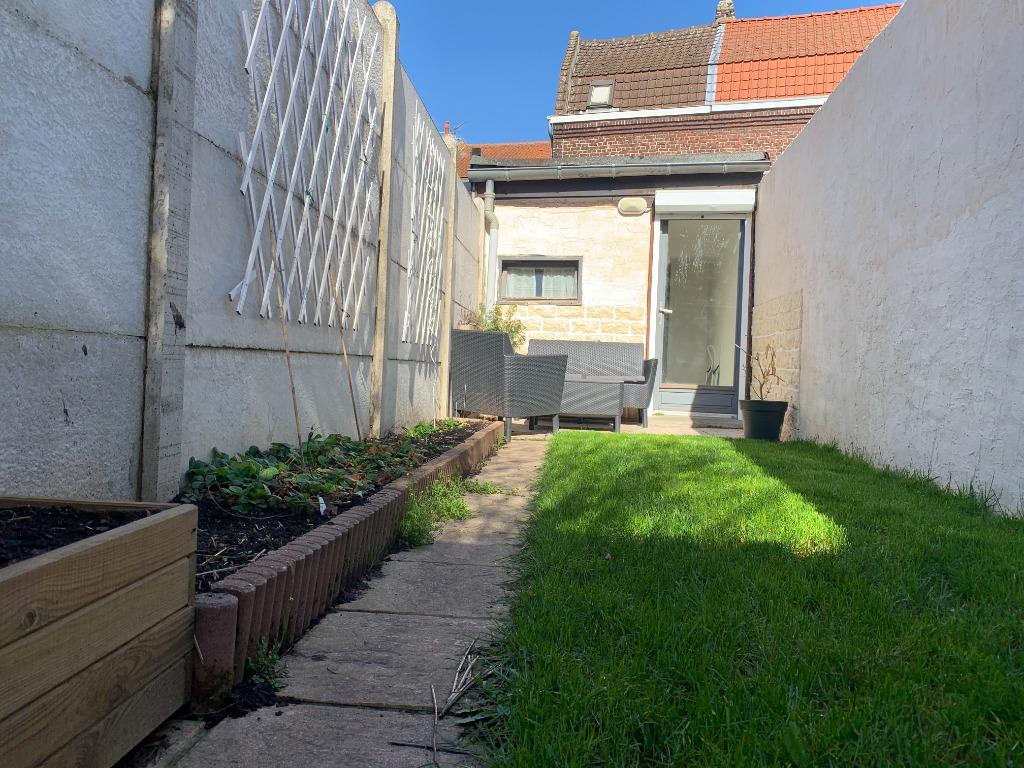 Vente maison 59320 Haubourdin - Maison semi-individuelle lumineuse