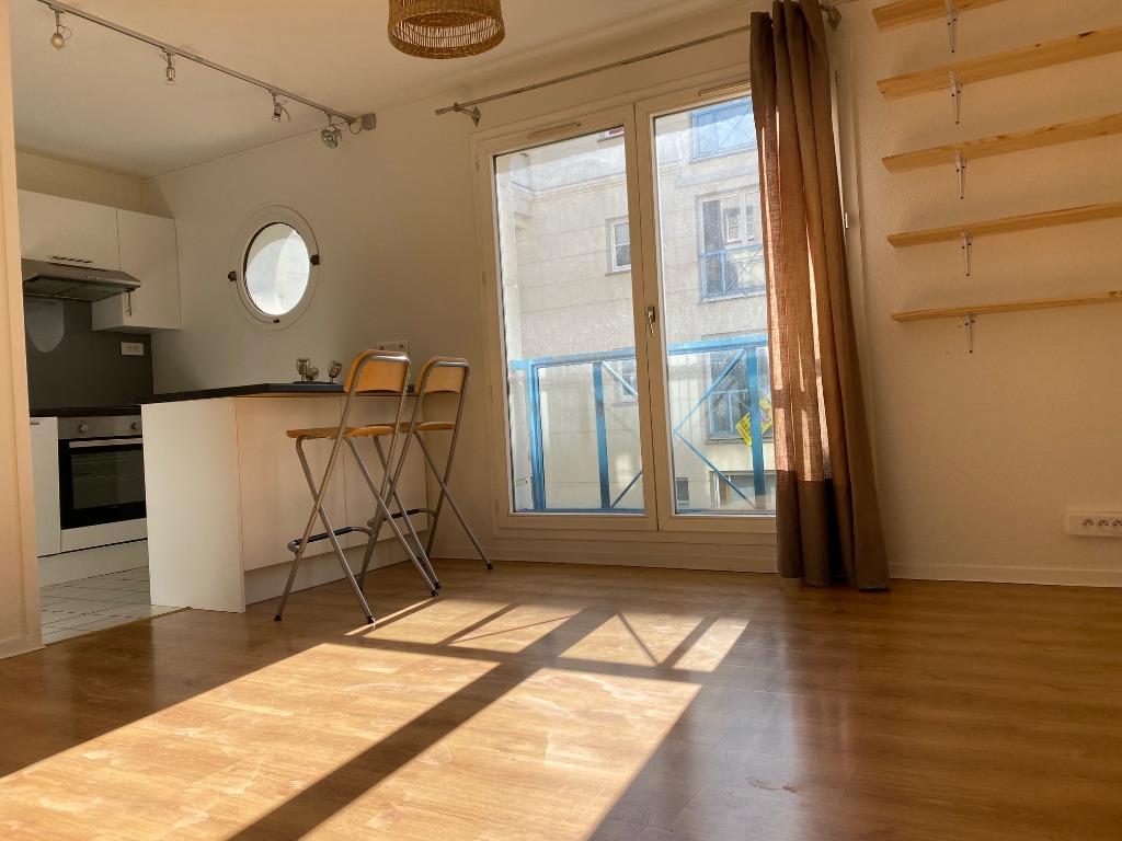 Vente appartement - Vieux Lille Type 2 45m²