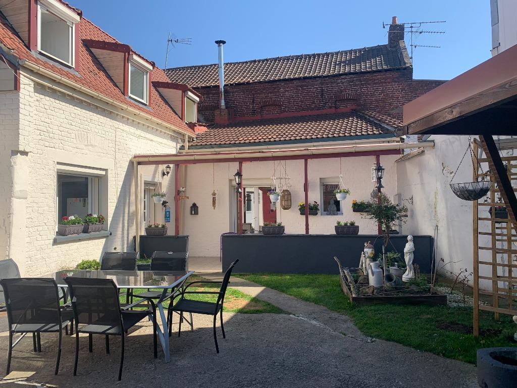 Vente maison 59184 Sainghin en weppes - Charmante maison flamande
