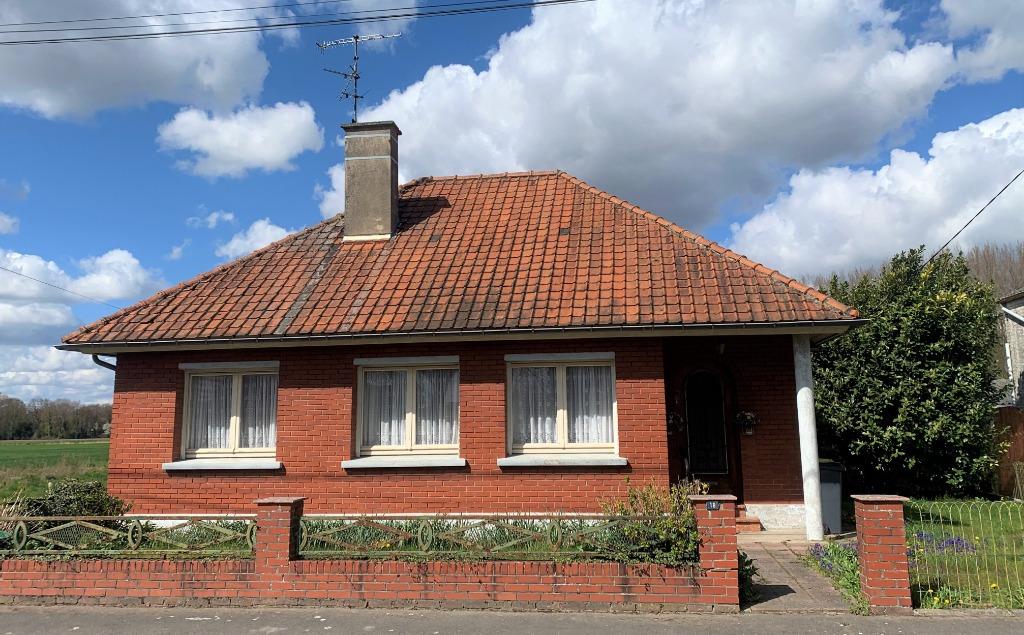 Vente maison 62149 Cuinchy - PLAIN-PIED A RÉNOVER NOMBREUSES POSSIBILITÉES