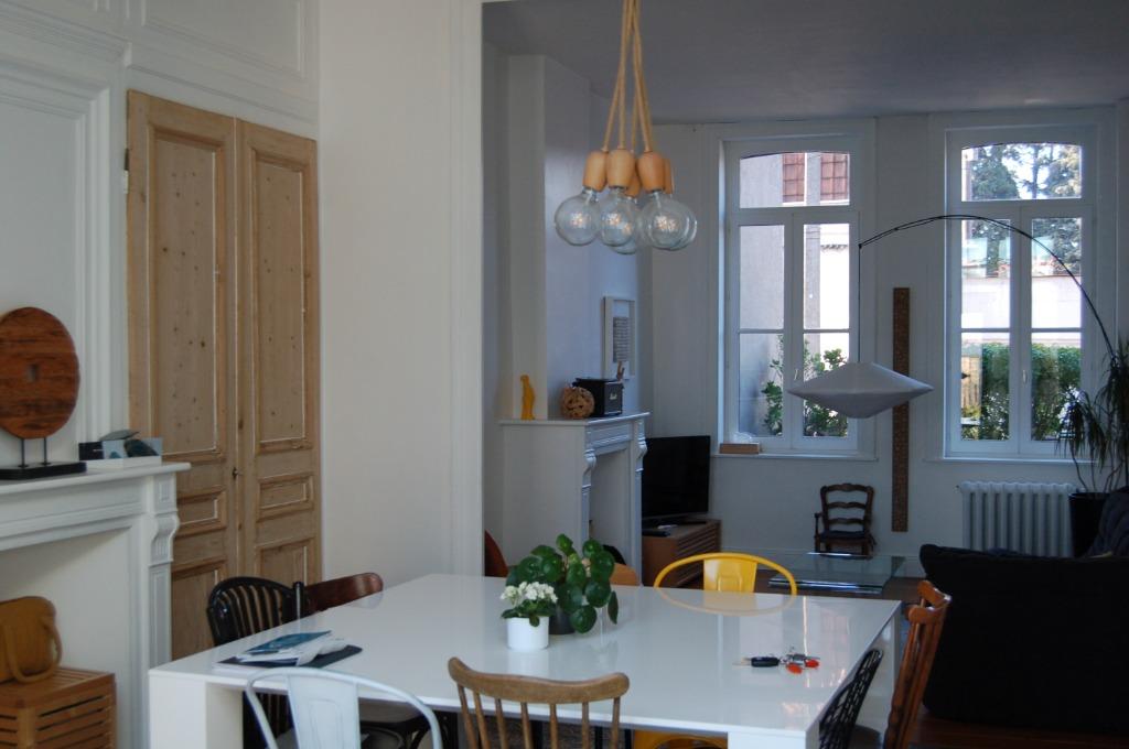 Vente maison 59650 Villeneuve d ascq - ASCQ VILLAGE 4 CHAMBRES
