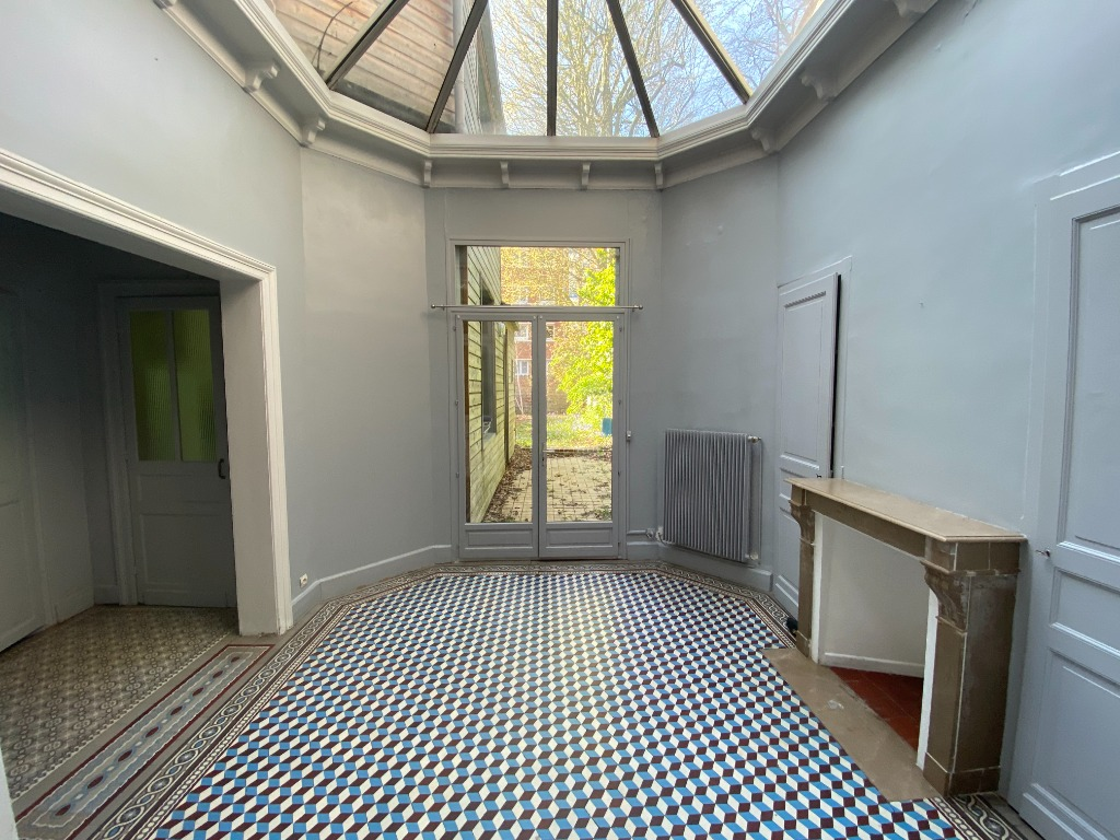 Lille, superbe maison ancienne, 5 chambres, jardin