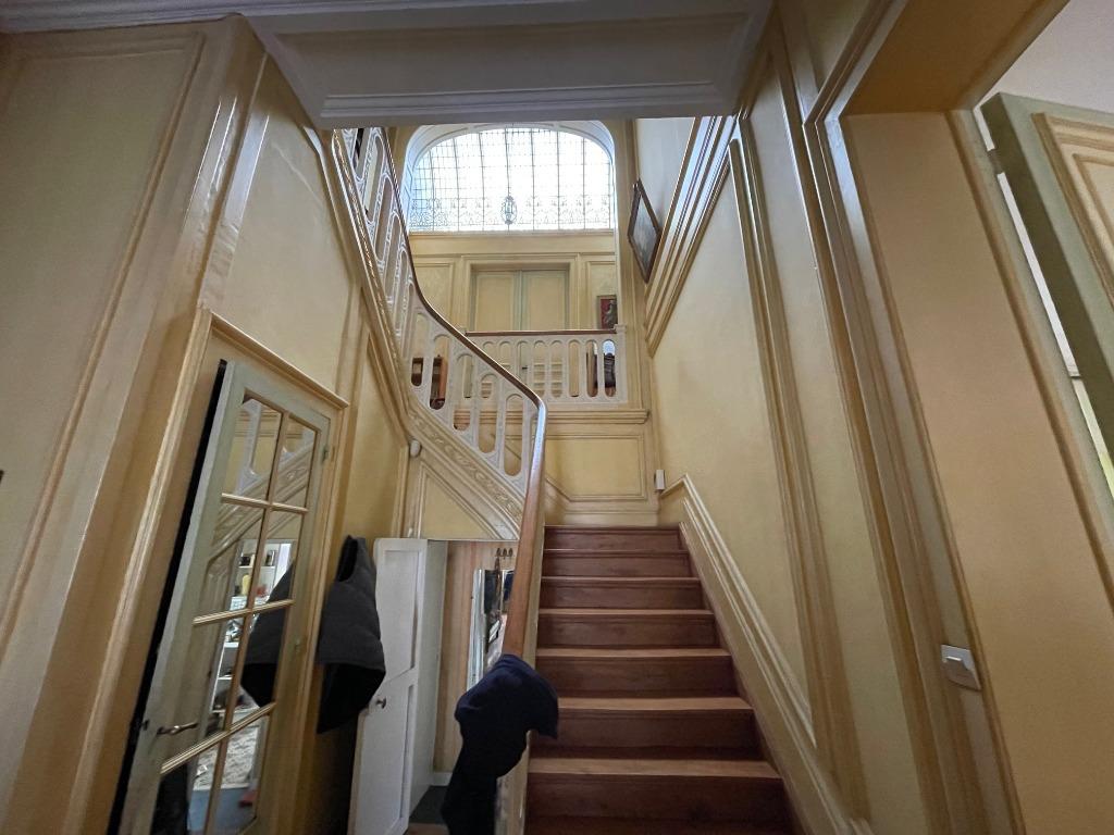Vente appartement 59000 Lille - Lille rue Nationale - Appartement  T5 Bourgeois avec Jardin