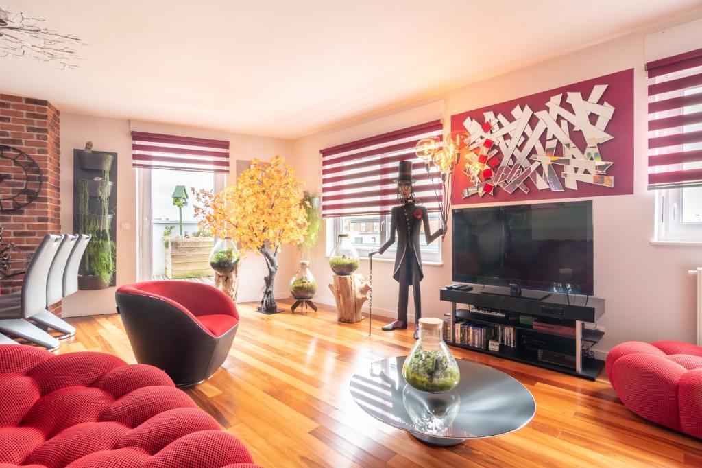 Vente appartement - Un bijou dans un quartier en plein essor