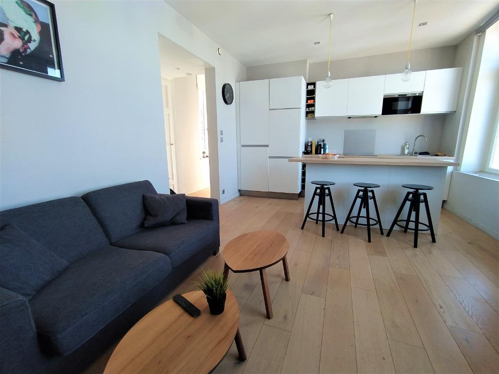 Location appartement - Très beau T2 meublé - Lille hypercentre