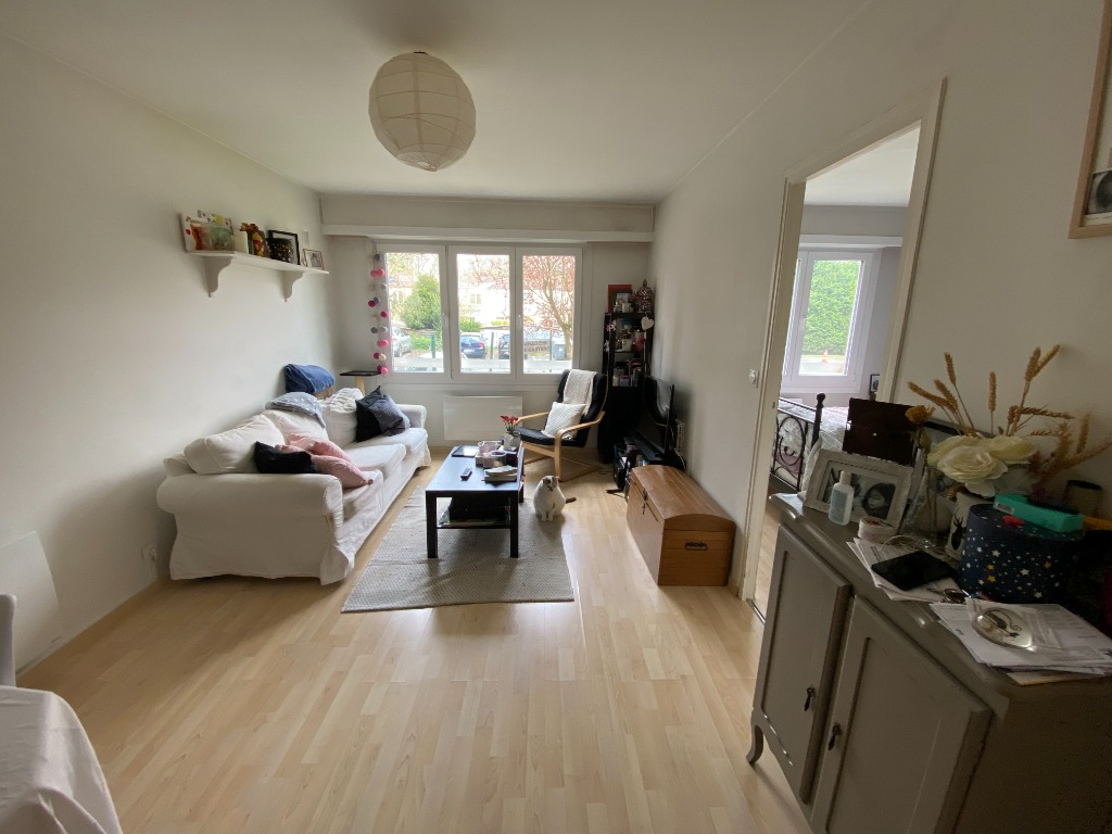 Vente appartement 59130 Lambersart - Lambersart - Type 2 lumineux avec cave