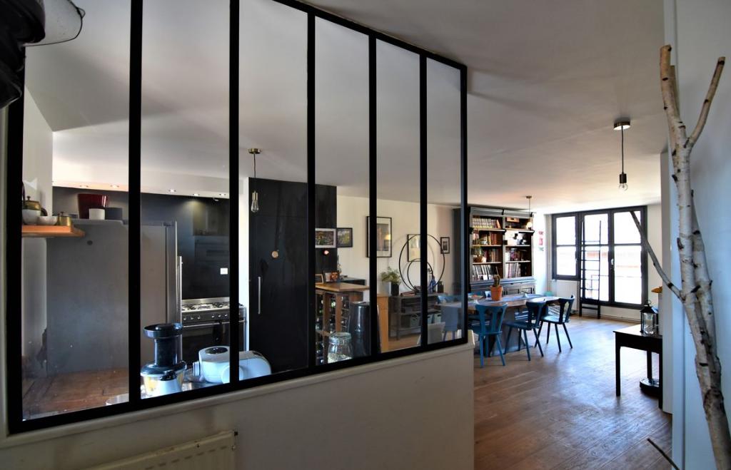 Vente appartement 59000 Lille - Au Cœur Vieux-Lille avec usage de terrasse