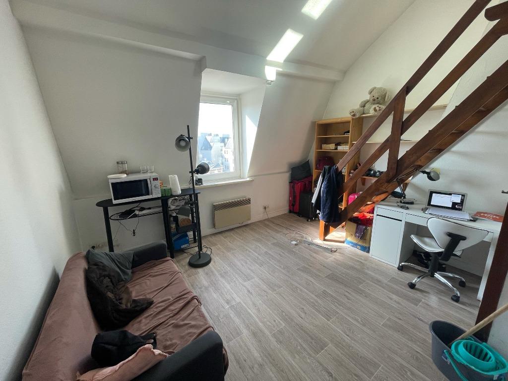 Vente appartement 59000 Lille - Lille rue Gambetta - F1 BIS très lumineux