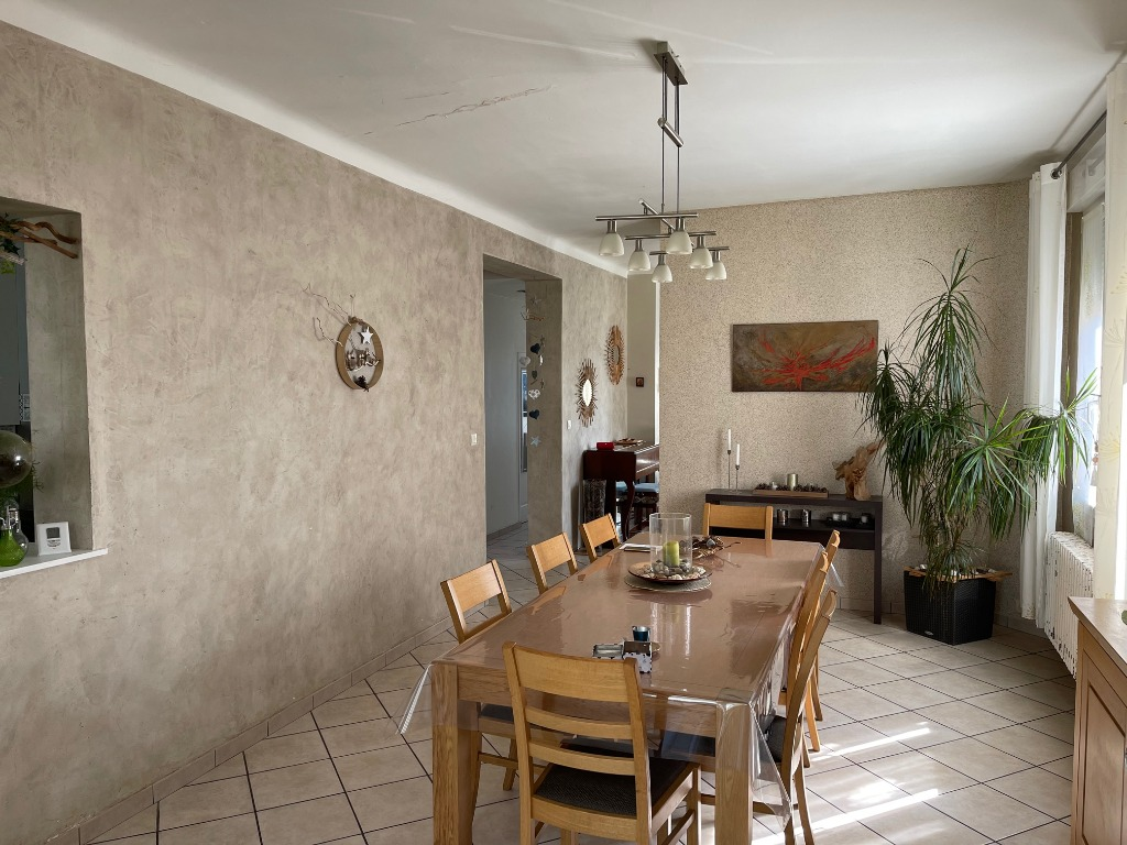 Vente maison 59211 Santes - semi individuelle 3 chambres et bureau