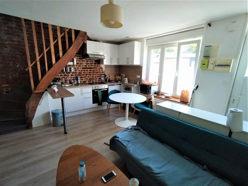 Marcq en Baroeul - Petite maison de charme - 2 chambres