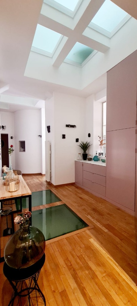 Magnifique appartement de type haussmannien