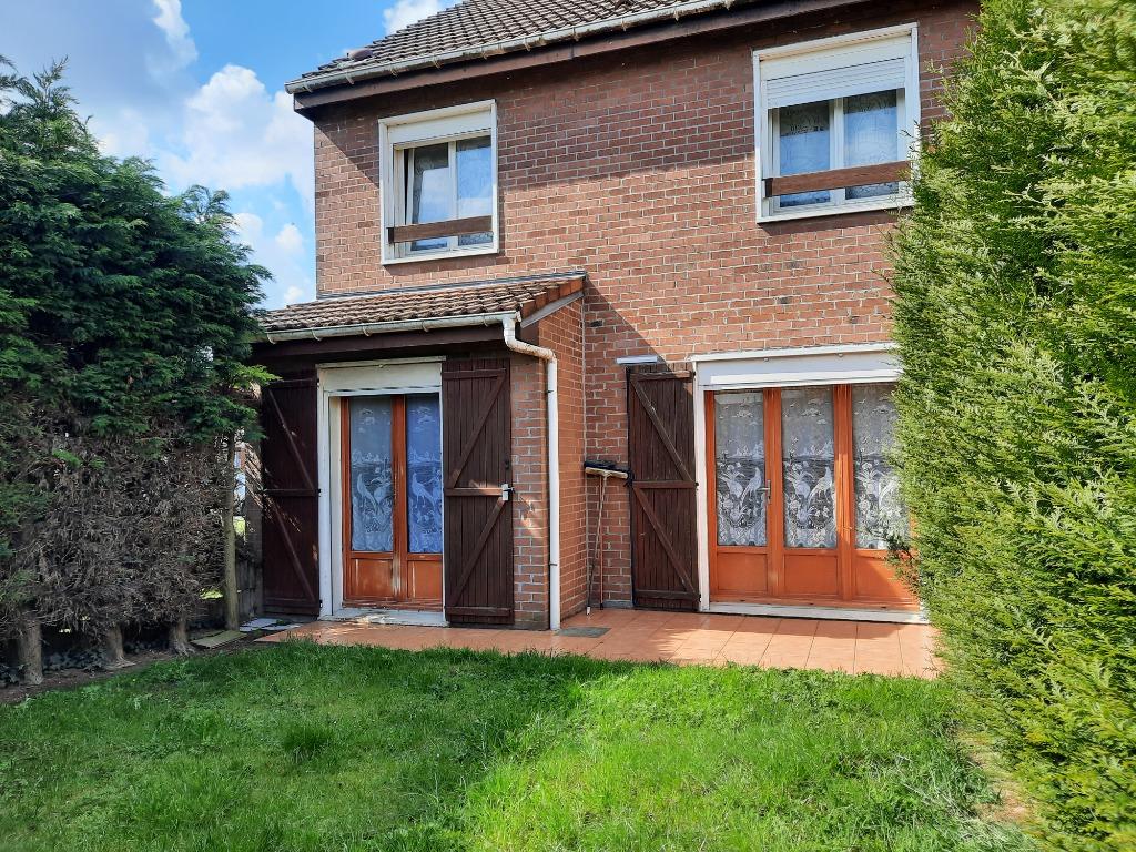Vente maison 59147 Gondecourt - Maison Semi-individuelle Gondecourt