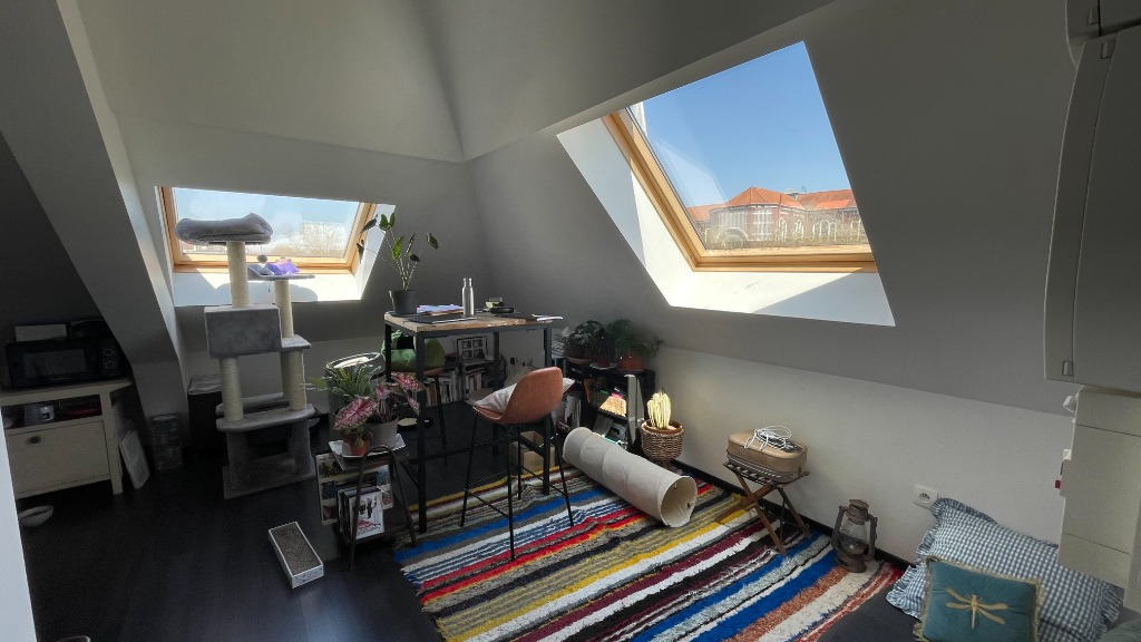 Vente appartement 59000 Lille - Type 2 Place du marché de Wazemmes !