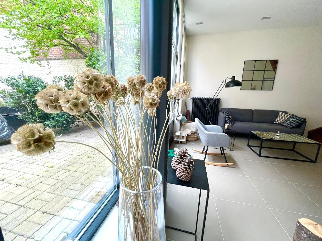 Vente appartement 59000 Lille - T3 Terrasse Hyper Centre 78m2