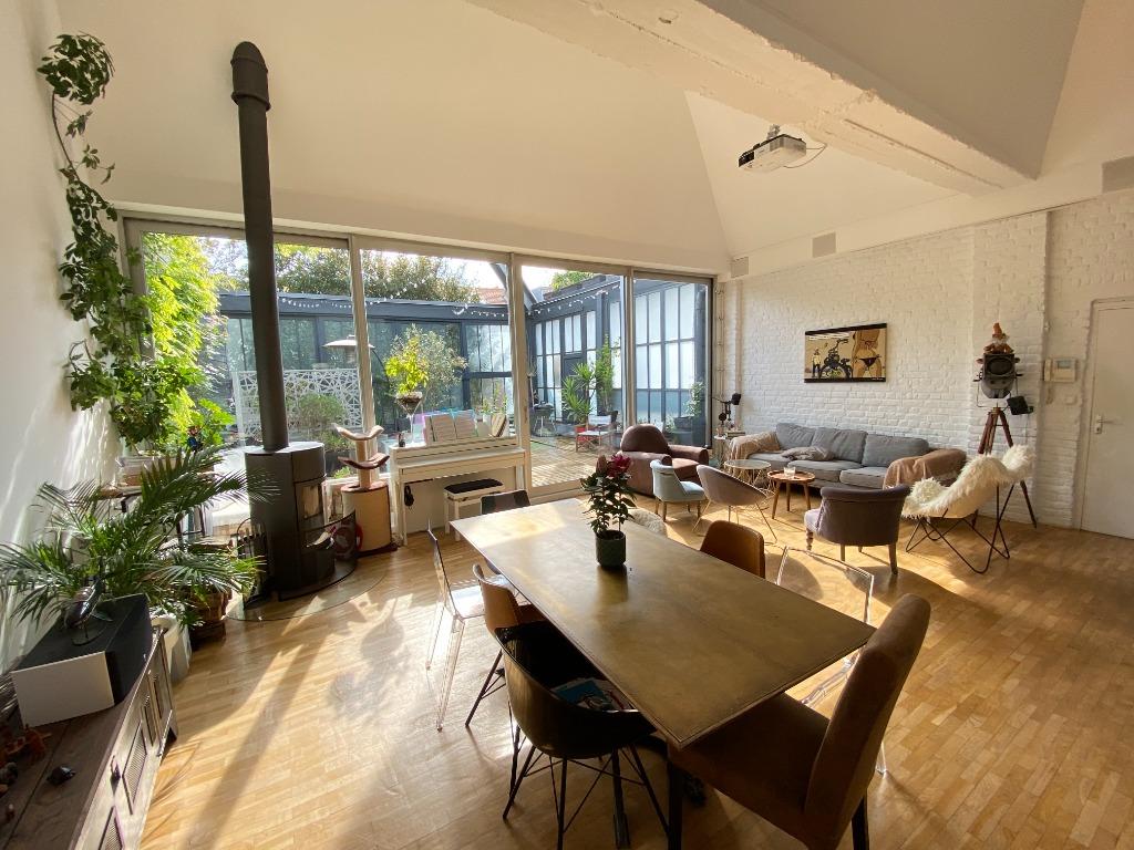 Saint Michel/Lebas, superbe appartement avec terrasse
