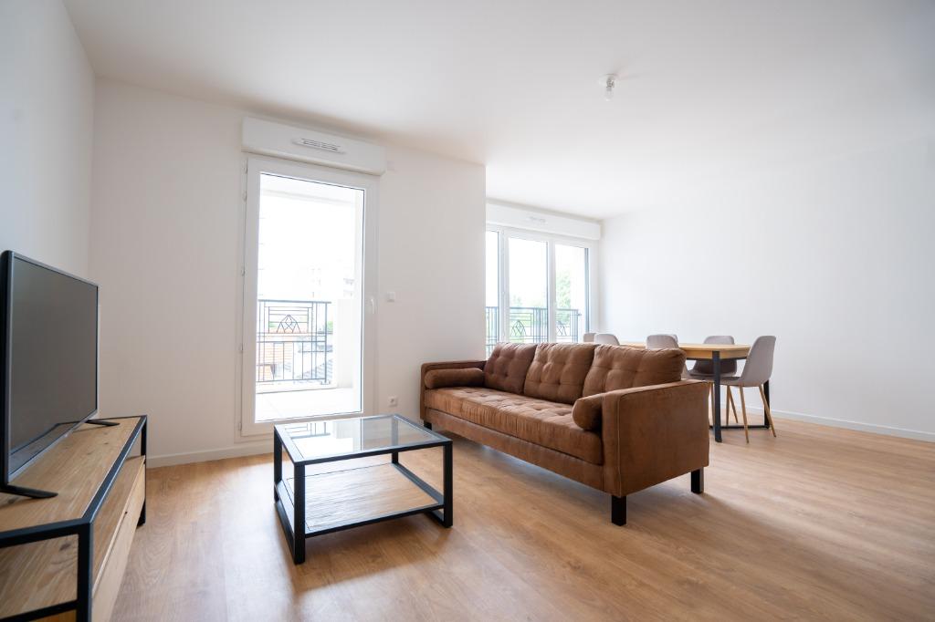 Vente appartement - Saint-Ouen - Mairie - 4 pièces avec terrasse et parking