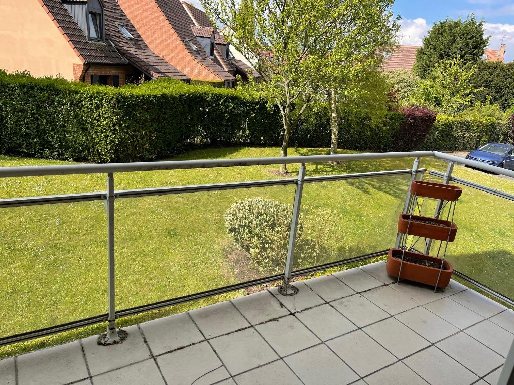 appartement Type 3 + balcon-garage-parking