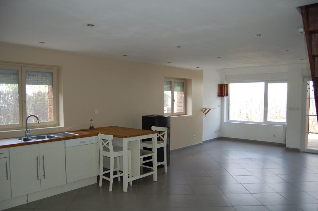 Vente appartement 59650 Villeneuve d ascq - ASCQ APPARTEMENT DUPLEX AVEC JARDIN