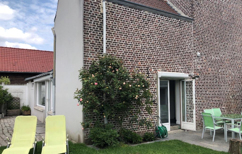 Vente maison - Maison ancienne rénovée 4 chambres bureau 167 m²