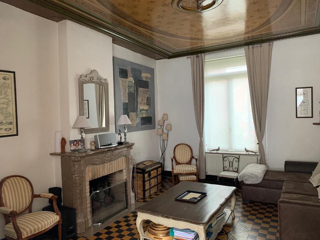 Maison ancienne rénovée 4 chambres bureau 167 m²