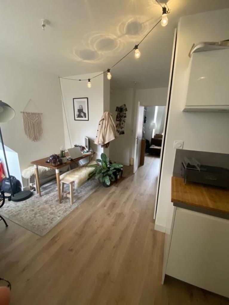 Location appartement 59700 Marcq en baroeul - Marcq-en-Baroeul - T3 non meublé de 48m²