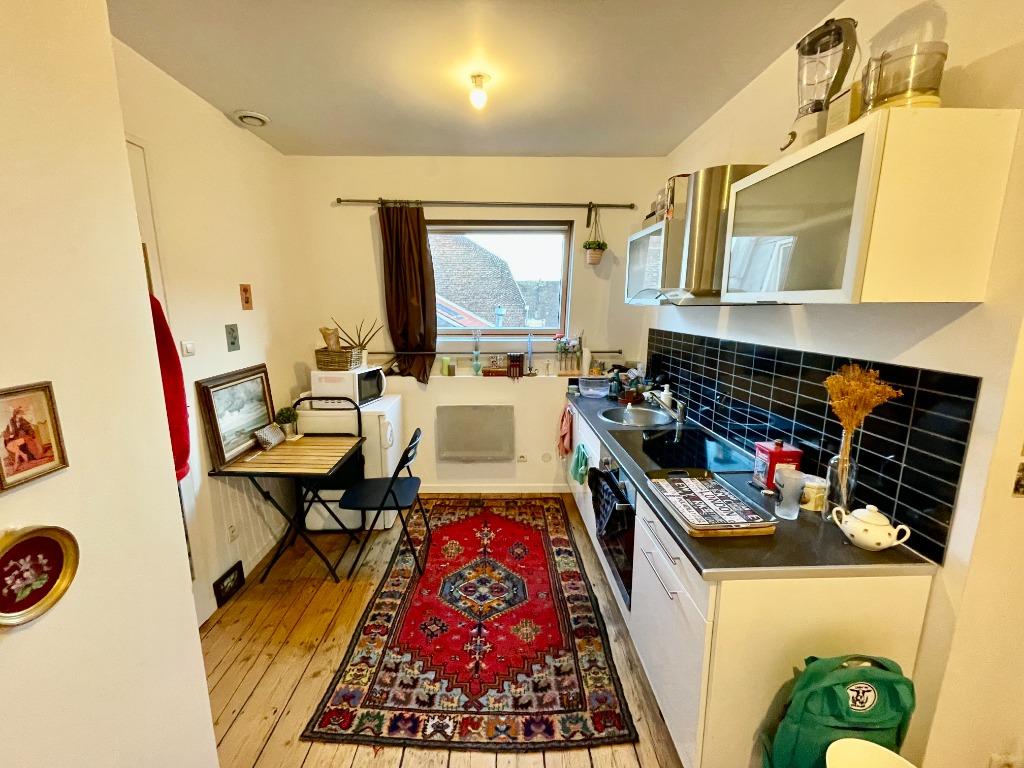 Vente appartement 59000 Lille - République Beaux-Arts - Idéal investisseur