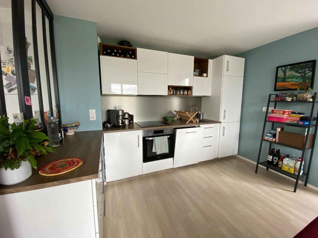 Vente appartement 59000 Lille - EN EXCLUSIVITE, appartement T2 à Euratechnologies.