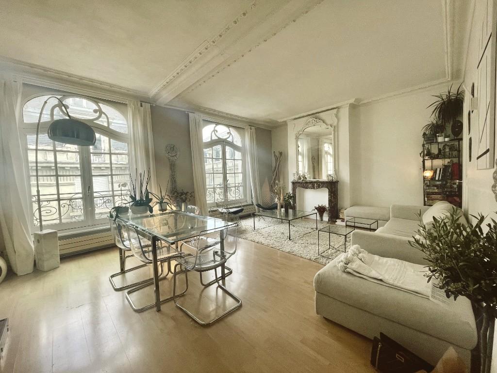 Vente appartement 59000 Lille - Appartement de prestige hyper centre avec parking