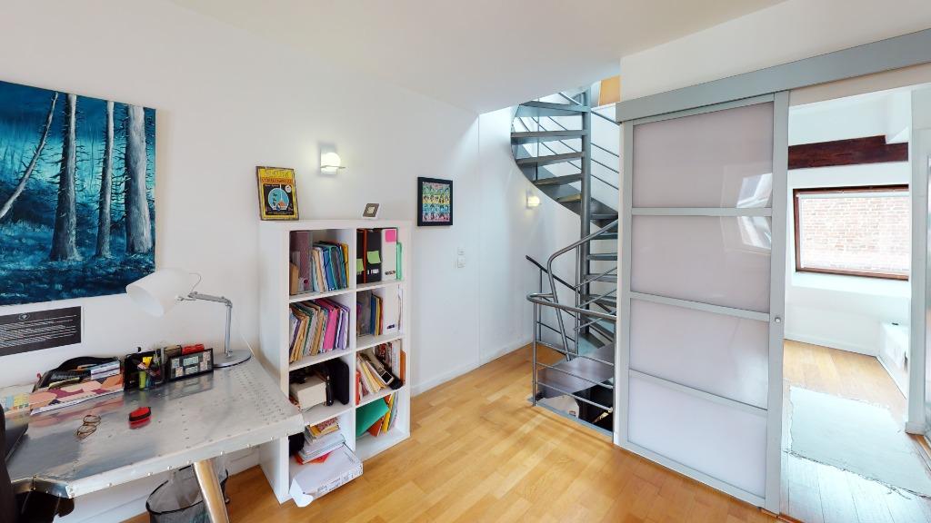 Charmant appartement de type 3 coeur du Vieux Lille