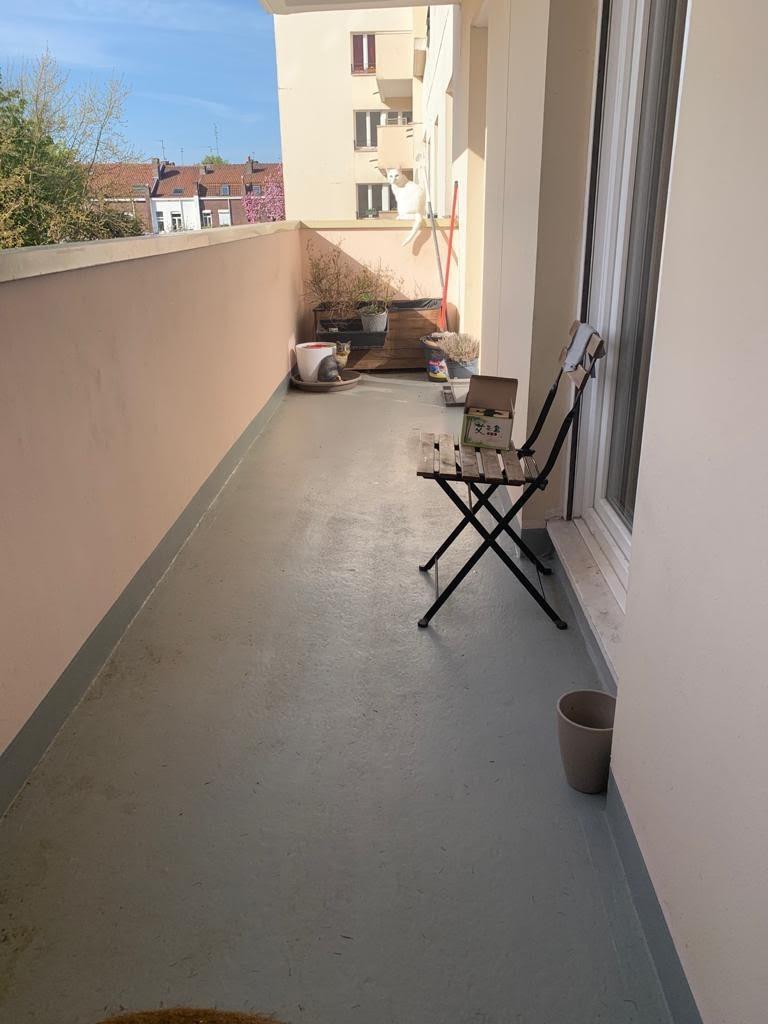 Appartement T3 - Balcon -  5min du tramway Botanique