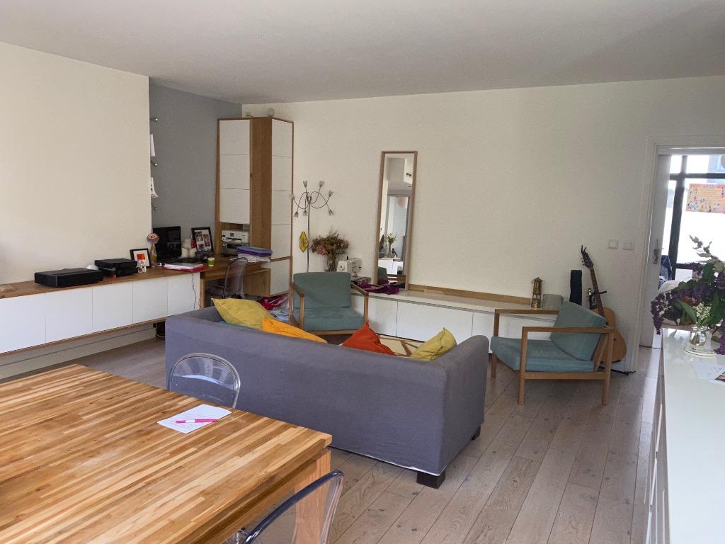 Lille Hyper-centre Appartement 90m² -Parking et cave