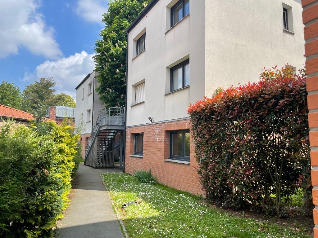 Vente appartement - Type 3 avec terrasse et Parking à Tourcoing