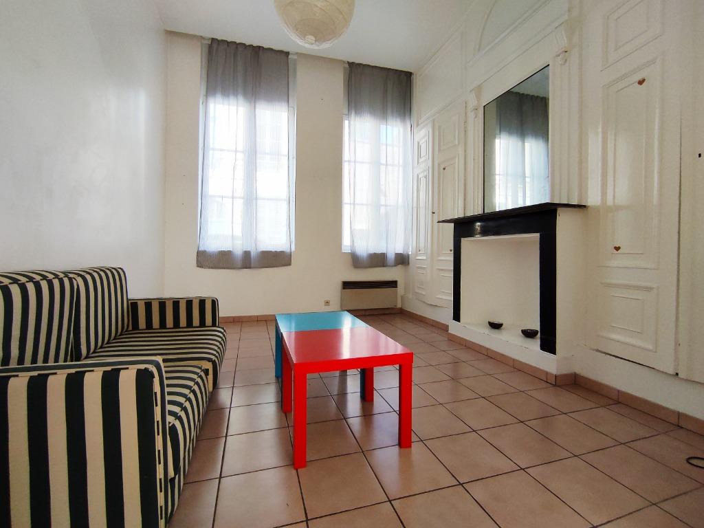 Studio Vieux Lille avec terrasse 36m2