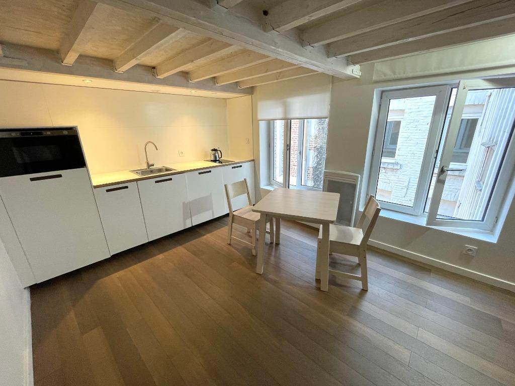 Duplex 25m2 Quai du Wault