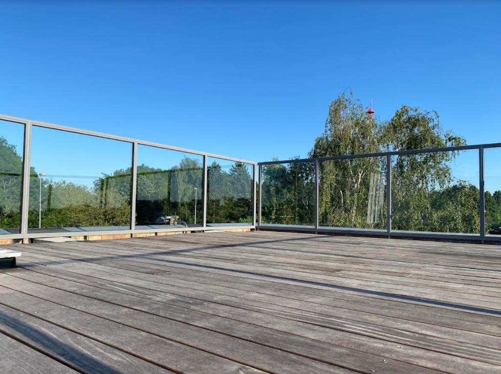Type 3 & terrasse en rooftop