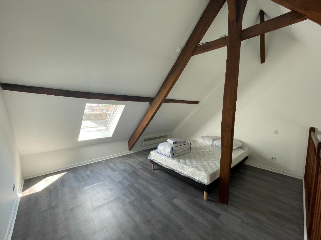 Vieux Lille - Duplex meublé - Parking - Coup de cœur