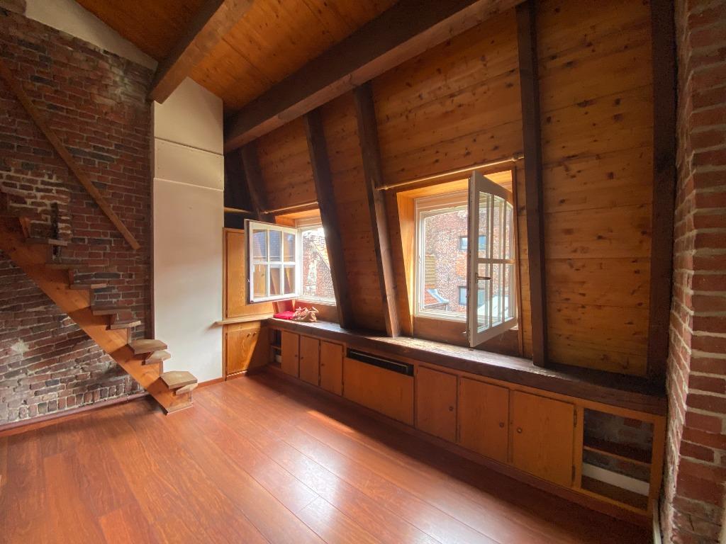 Vente appartement 59000 Lille - Duplex T2 - Vieux Lille