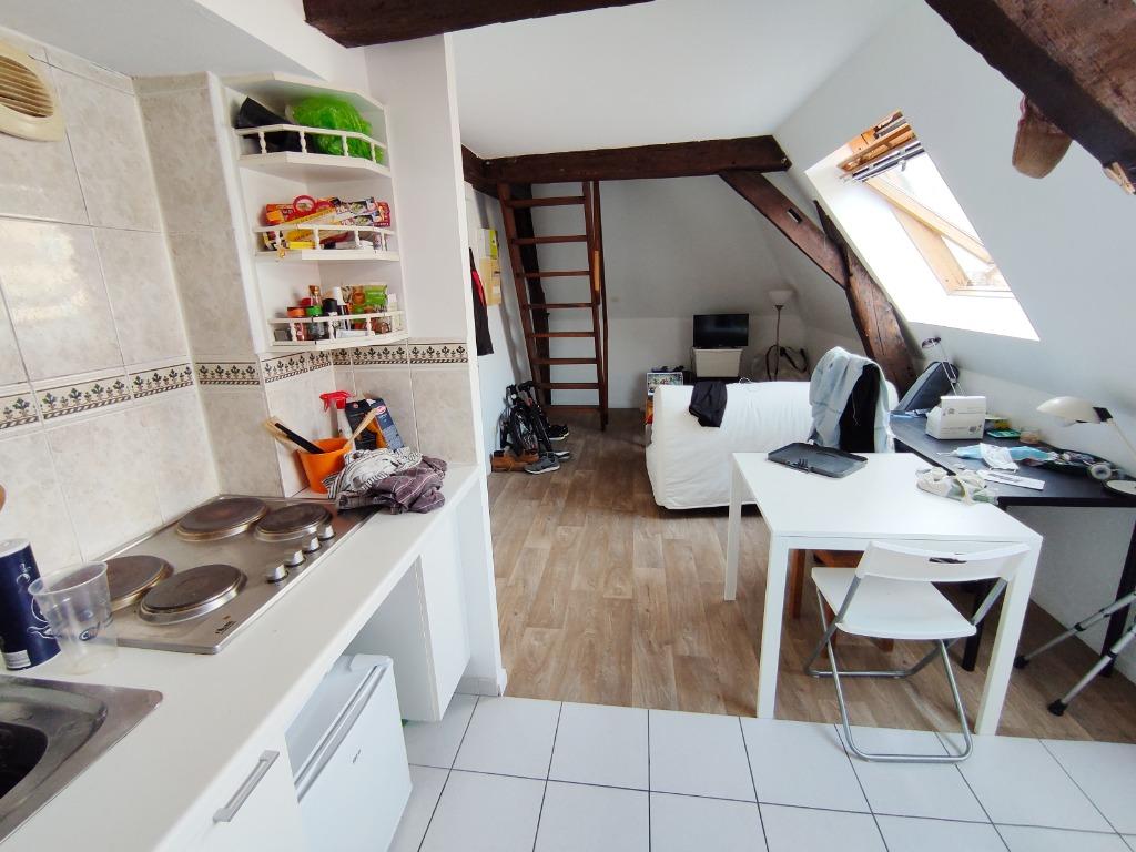 Duplex Coeur du Vieux Lille