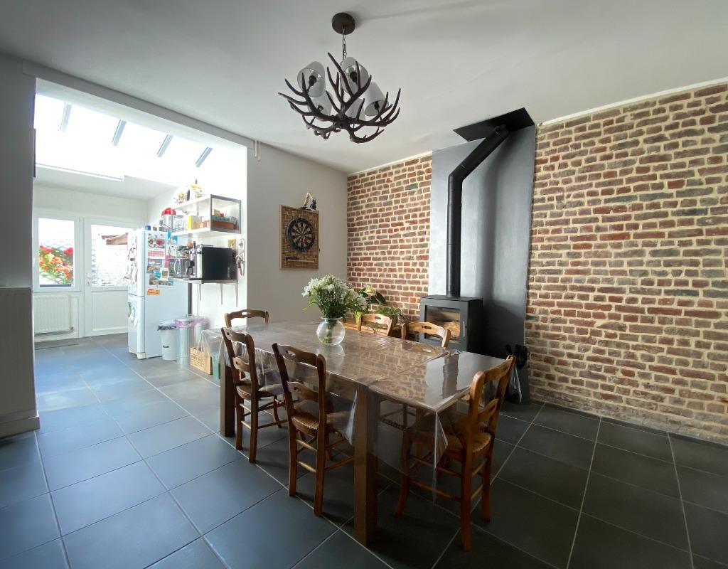 Vente maison 59130 Lambersart - EXCLUSIVITE Charmante maison 1930 proche toutes commodités