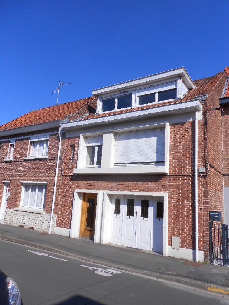 Vente maison 59000 Lille - Maison prox CHR 95 m2 habitables