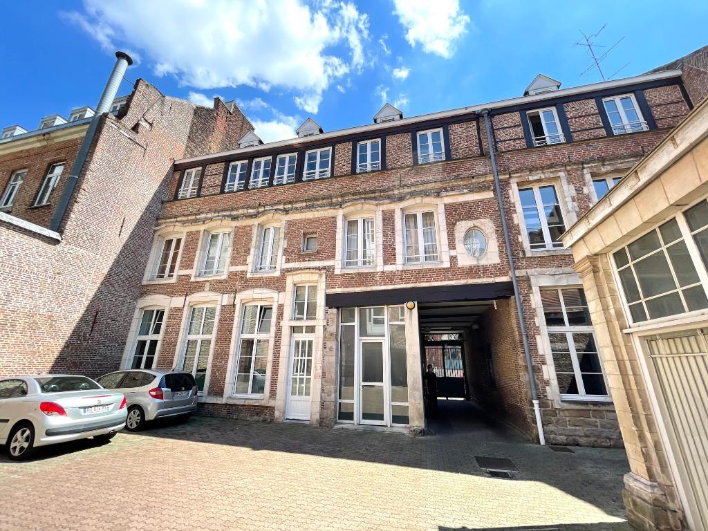 T2 Duplex Dernier étage Vieux Lille